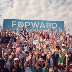 Granite Staters fired up to see the Obamas and Bidens in Portsmouth, NH