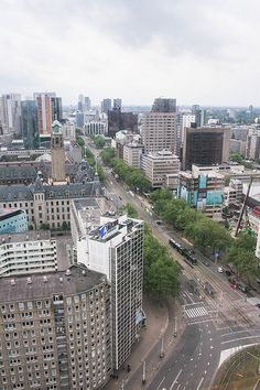 Hofpoort Rotterdam Holland Dutch Netherlands Nederland Architecture Architectuur DVDA dagvandearchitectuur Buildings Gebouw 010 Aegon Stadhuis
