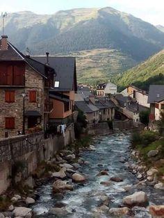 Viella,Valle de Aran (Lérida)