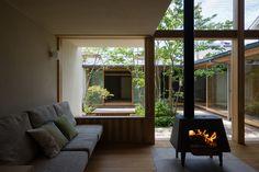 内庭・外庭の家|横内敏人建築設計事務所