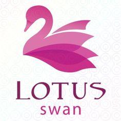 Lotus Swan Logo