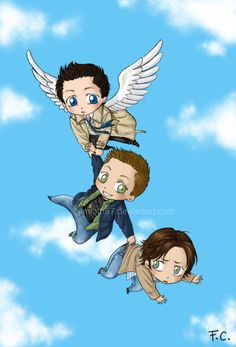 Supernatural- I've become totally obsessed with this show!