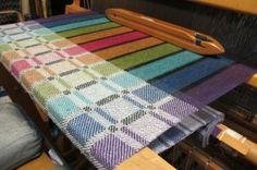 Email - Gerda van Kranenburg - Ausblick - From the Loom - Weberei Inkle Weaving, Inkle Loom, Tablet Weaving, Weaving Art, Hand Weaving, Weaving Designs, Weaving Projects, Weaving Patterns, Weaving Textiles
