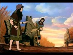 RUTH Story of Ruth - Animated Bible Stories from the Old Testament - Watch this children's Bible video and more at http://www.peacebewithuministries.org/childrens-bible-videos/#