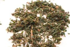 How to Freeze Fresh Herbs: Rosemary and Thyme  [from Kalyn's Kitchen]