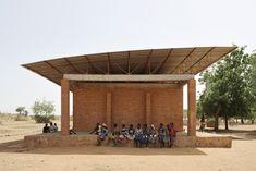 Galeria de Escola Primária em Gando / Kéré Architecture - 5
