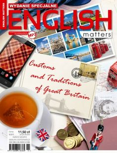English Matters Customs and Traditions of GB