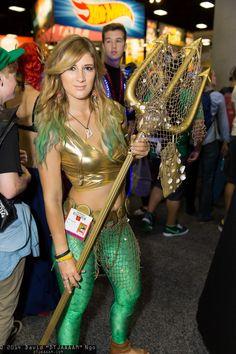 Aquaman | San Diego Comic-Con 2014