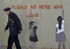 No More war!!!