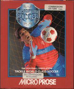 MicroProse Soccer (C64)