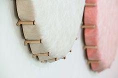Mieke van den Hout - Studio Mieke Lucia - Acoustic panels