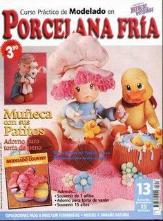 Bienvenidas Porcelana Fria Año 2005 Nº 13 - Stana Senderakova - Picasa Web Albums