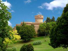 Fortezza Medicea - Volterra
