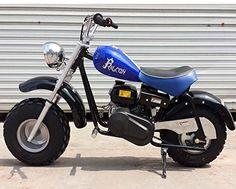 Badass Mini Bike Kits: How to get your kid started early Chopper Kits, Mini Chopper, Bike Kit, Kids Bike, Custom Wheels, Motorbikes, Adventure Travel, Badass, Motorcycle