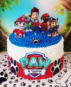Paw Patrol Birthday Theme, 2nd Birthday Party Themes, 4th Birthday Cakes, Baby Birthday, Birthday Ideas, Birthday Cards, Happy Birthday Funny, Happy Birthday Greetings, Funny Happy