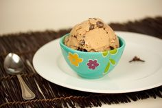 Vegan Chai Chocolate Chip Ice Cream
