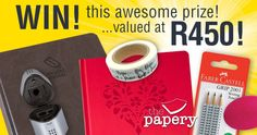 Competition - The Papery