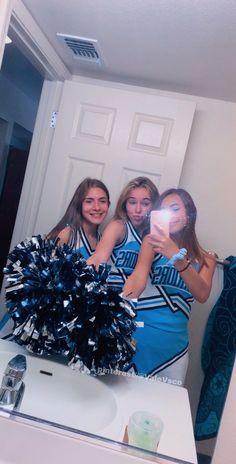 VSCO - kaitlynbarck - Images - Who Is Gabi Butler? Cheerleading Highlights Part 1 High School Cheerleading, Cheerleading Pictures, Volleyball Pictures, Softball Pictures, School Sports, Cheer Picture Poses, Cheer Poses, Cheer Outfits, Cheerleading Outfits