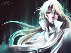Beautiful Quincy Haschwald from Bleach.