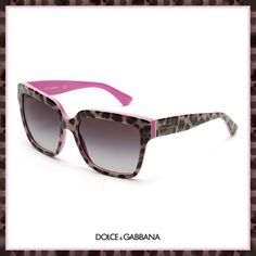 d3807aa65f1e Dolce   Gabbana · Мода В Ярких Тонах, Красочные Рамки, Оттенки, Солнцезащитные  Очки, Мода, Волосы