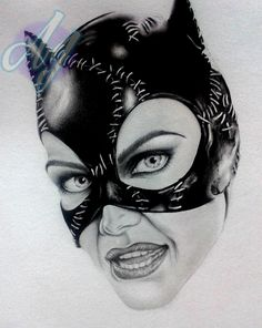 Catwoman pencil drawing WIP  Sketch draw Gatúbela Batman Gotham  Andres Jaimes Instagram Jandres_jaimes