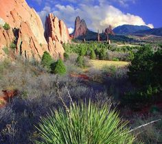 Garden of the Gods – Colorado Springs