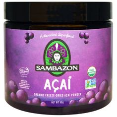 Super sale! Sambazon Acai Organic Freeze-Dried on #iHerb Only $13,50 #RT #organic 52% OFF (discount visible in cart)