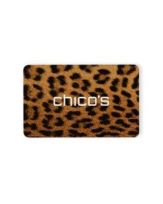 we're all about our leopard print!