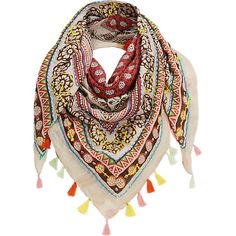 Sjaal, India Scarf - Costes