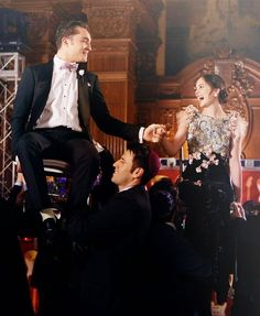 72ca69a79 my favorite Chuck and Blair moment of all time Filmes