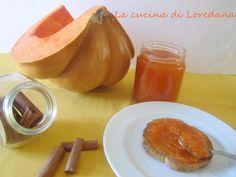 Marmellata di zucca - Ricetta conserve
