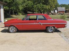 '64 Ford Thunderbolt #Dragready