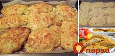 Czech Recipes, Ethnic Recipes, Mashed Potatoes, Muffin, Food And Drink, Menu, Cooking Recipes, Chicken, Breakfast