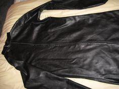 Sleepsack, Straight Jacket, Body Bag, Real Leather, Best Deals, Ebay, Black, Straitjacket, Baby Bunting Bag