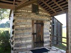 The Log Cabin - Fredericksburg - rentals