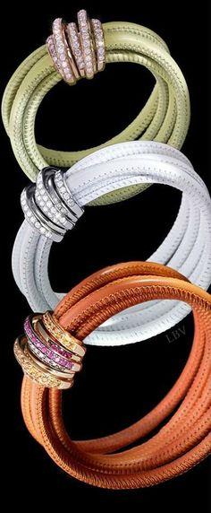 de Grisogono Allegra Bracelets  LBV ♥✤