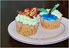 Sugar & Spice in the land of Balls & Sticks: Butterfly & Dragonfly Cupcakes Gluten Free Muffins, Gluten Free Cooking, Sugar And Spice, Mom Blogs, Sticks, Balls, Butterfly, Cupcakes, Tasty