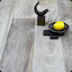 Our Driftwood flooring solutions are made from French Oak Timber. French oak is renowned for grain swirls around large knots and has a soft grey colour. Driftwood Flooring, Timber Flooring, Vinyl Flooring, Kitchen Flooring, Hardwood Floors, Pvc Flooring, Royal Oak Floors, Oak Floor Stains, Types Of Timber