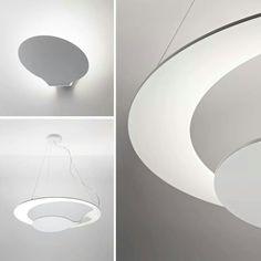 The Glu collection has also an applique version #glu #lighting #applique