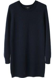 A.P.C. Rib Knit Dress #APC #fashion