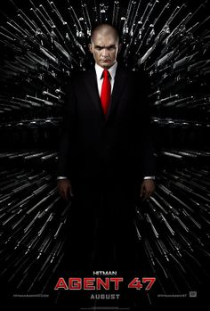 HITMAN: AGENT 47 movie poster No. 3