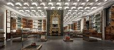 Роскошь, красота и ничего лишнего: новый бутик Dolce&Gabbana в Милане. http://faqindecor.com/ru/roskosh-krasota-i-nichego-lishnego-novyj-butik-dolceandgabbana-v-milane/