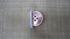 How to make button holes using a Bernina 1031 or 1008.