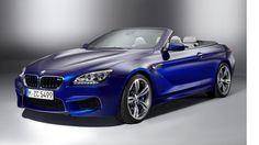 BMW M6 Convertible  (2012 - 2015)