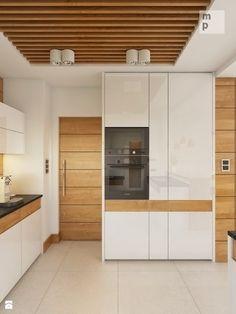 INTERIOR | Silesia 01 - Kuchnia, styl nowoczesny - zdjęcie od Manufaktura Projektów