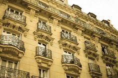 Paris apartments  by thetravelingpear, via Flickr