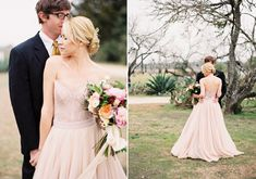Spring garden editorial   Photo by Jessica Welshans Photography   Read more - http://www.100layercake.com/blog/wp-content/uploads/2015/03/Spring-garden-wedding-inspiration