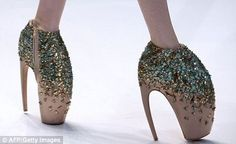 Ridiculous shoes