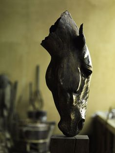 Nic Fiddian-Green is known the world over for his incredible signature sculptures of horses.