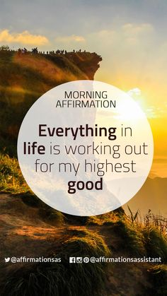 Learn to manifest the law of attraction in your life ----------------------------------------------------- Wealth Affirmations, Morning Affirmations, Law Of Attraction Affirmations, Positive Affirmations, Positive Thoughts, Positive Vibes, Positive Quotes, Law Of Attraction Money, Law Of Attraction Quotes